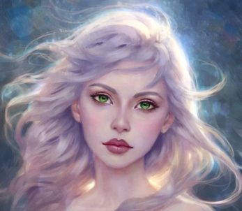 Стихотворение Портрет девушки Александра Харина
