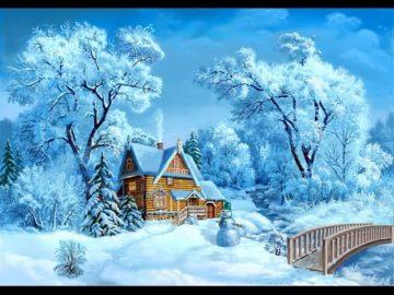 Стихотворение К рождеству автор Харин Александр