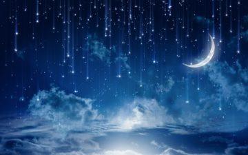 Авторское стихотворение Богиня-ночь