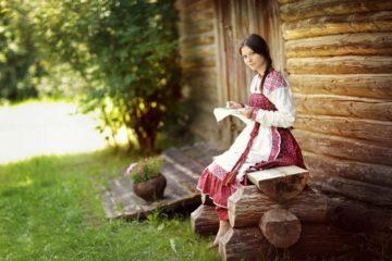 Некрасовская женщина стихотворение Александра Харина