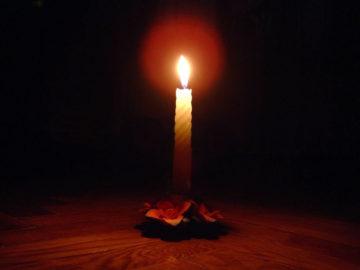 авторское стихотворение Ночь темна Поэт Александр Харин