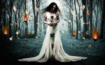 стихотворение Женщина душа