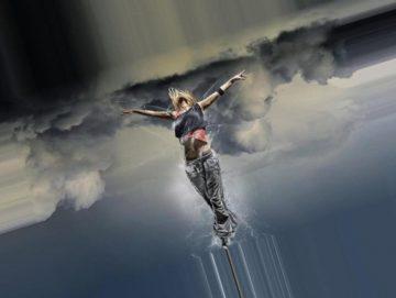 сила духа стихотворение Александра Харина