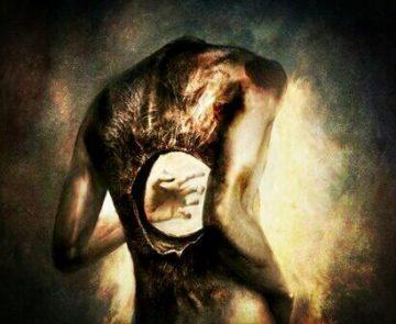 Вірш Олександра Харіна Людина без душі