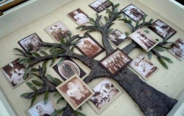 Родовое древо Стихотворение Александра Харина